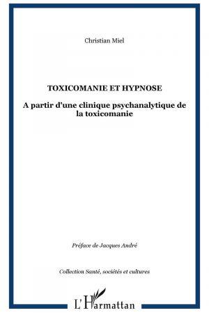 1er livre de l'auteur Christian MIEL - Toxicomanie-et-hypnose