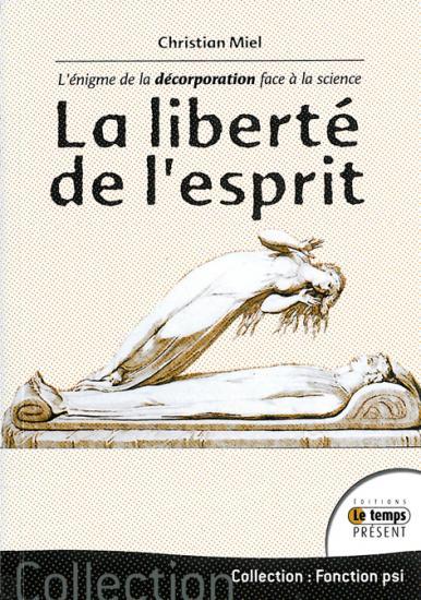 2eme Livre - LA LIBERTE DE L'ESPRIT