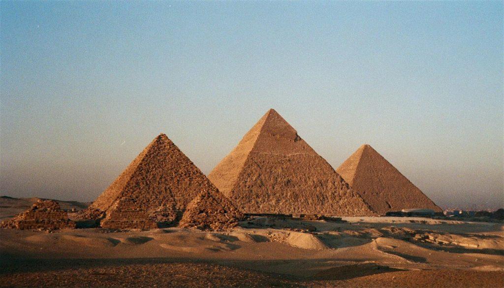 La chambre du fils dans la grande pyramide