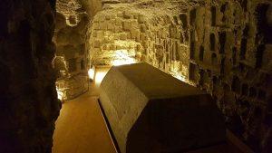 Le Serapeum De Saqqarah