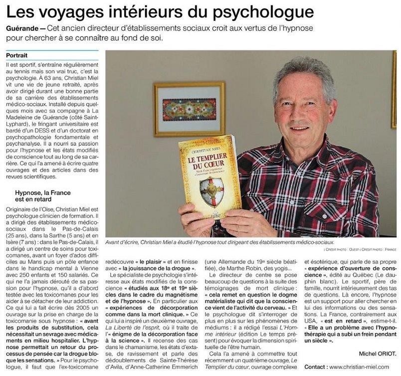 Ouest France 20180512_Les_voyages_interieurs_du_psychologue