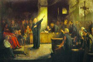 les templiers et le procès
