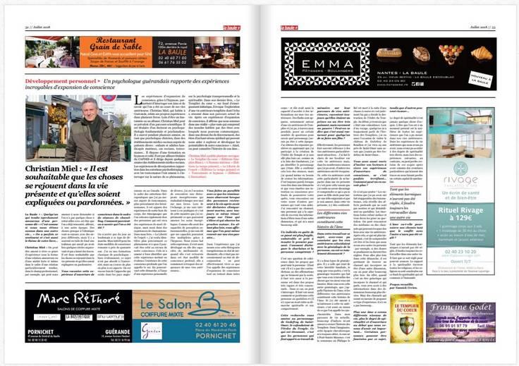 Page 32-33 de labauleplus.fr Juillet 2018